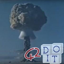 Первый советский тест водородной бомбы (1953)