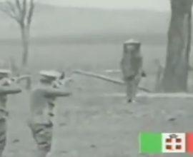 Brewster armor, original demonstration video 1917