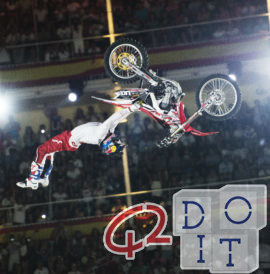 Freestyle Motocross in Mexico