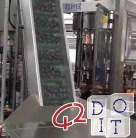 GS 421 LINEAR Production 18.000 pcs/hour