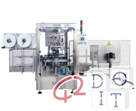 GS 101/ rotary / Production 3.000 pcs/hour