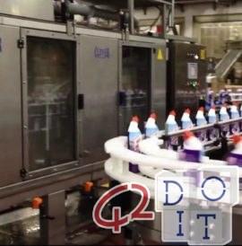 GS 321 LINEAR Production 12.000 pcs/hour