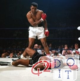 Mohammed Ali, 40 years ago the last big match