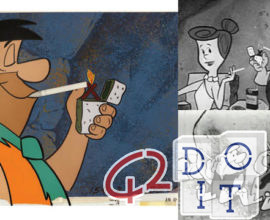 Flintstones Cigarettes Commercial