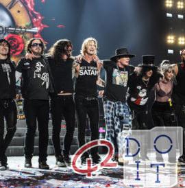 Guns N 'Roses Paradise City, lyrics and song translation