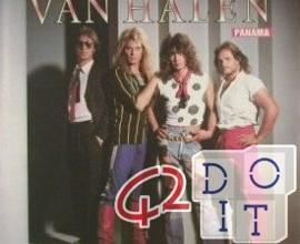 Van Halen, Ain't Talkin' 'Bout Love