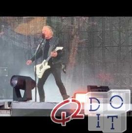 HEAVY METAL, live, concert, Ireland, Slane Castle, Metallica, rock, video,