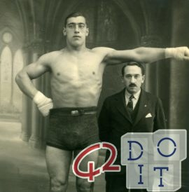 PRIMO CARNERA, THE WORLD'S STRONGEST DIABETIC