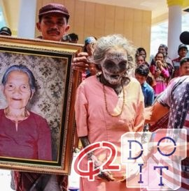 Indonesia: the cult of the dead of the Toraja