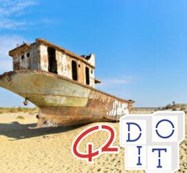 Comunismo e ambiente, il prosciugamento del mare d'Aral provocato dal regime sovietico