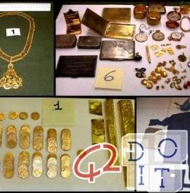 Mussolini's treasure, the gold of Dongo