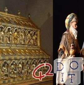 Three Kings, the history of the relics of Cologne