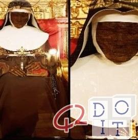 Santa Catalina de Bolonia y el milagro del cuerpo incorrupto