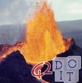 La pluie provoque l'éruption du volcan le plus dangereux d'Amérique