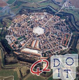 fortress city, history of Palmanova