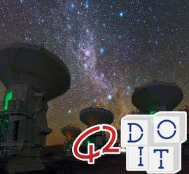 observe the sky with an online virtual telescope