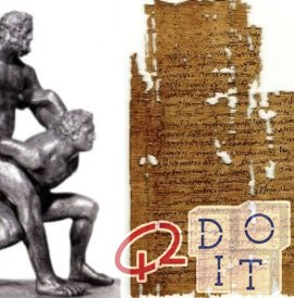 1800-year-old sports scam rediscovered on an ancient document
