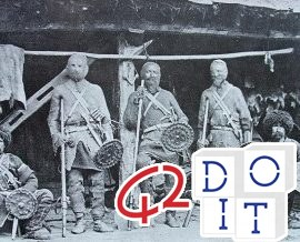 THE CRUSADERS AT THE GREAT WAR