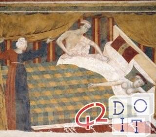 Las habitaciones en la Edad Media, ¿cómo estaban?