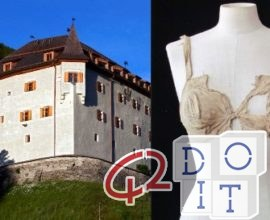 The oldest bra discovered in a medieval Austrian castle