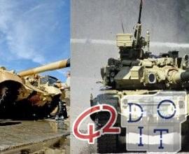 motori carri armati Russi