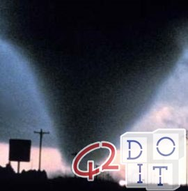 tornado come si forma