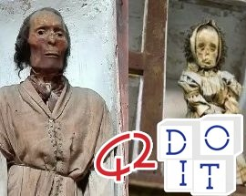 Catacombs, Capuchins, Palermo, mummification,