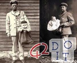 Bambini spediti per posta negli Stati Uniti tra il 1913 e il 1915