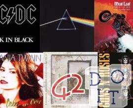 Best-selling albums in history