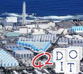 فوكوشيما ، المياه ، الملوثة ، المشعة ، المنسكبة ، البحر ، محطة الطاقة النووية ، الكوارث ،