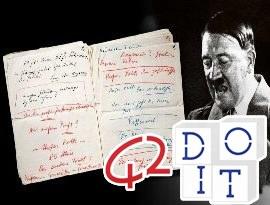 manuscripts, Hitler, Adolf, sale, Hermann Historica, Fuerher,