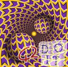 幻想、光学、効果、光学、説明、脳、