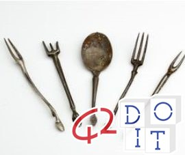ancient romans, forks, cutlery, kitchen, myths,