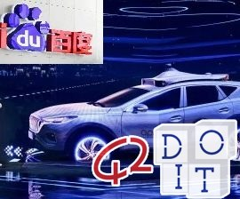 Baidu, electric, machines,